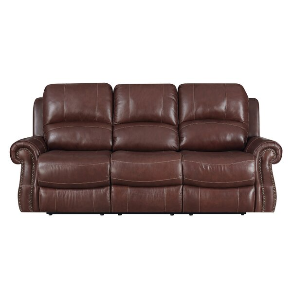 Premium Buy Montalto Reclining Sofa by Red Barrel Studio by Red Barrel Studio