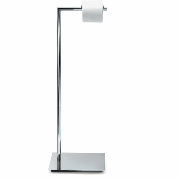 Freestanding Toilet Paper Holder
