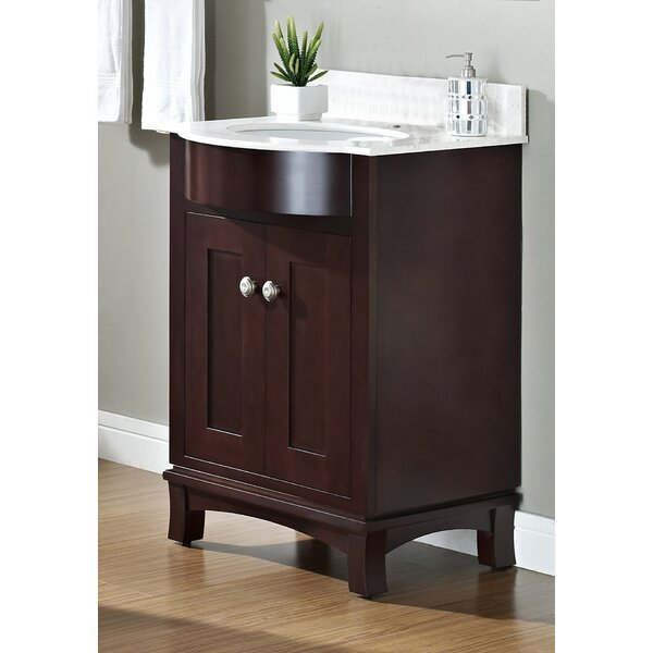 Kester 24 Multi-layer Stain Single Bathroom Vanity Set by Darby Home Co