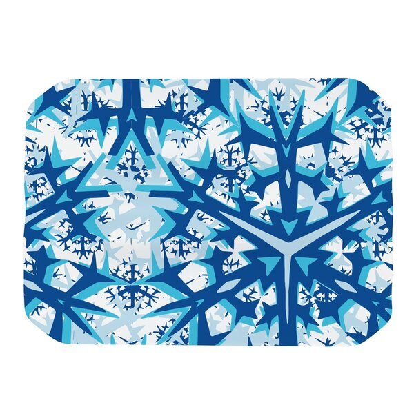 Winter Mountains Placemat by KESS InHouse