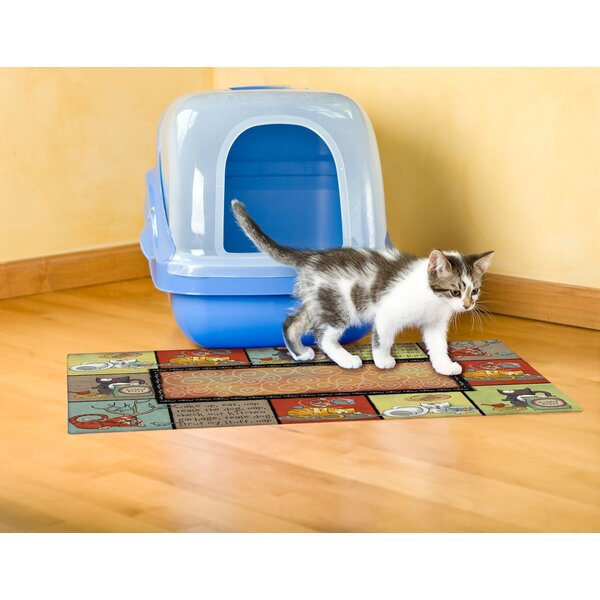 Cat Litter Mat by Drymate