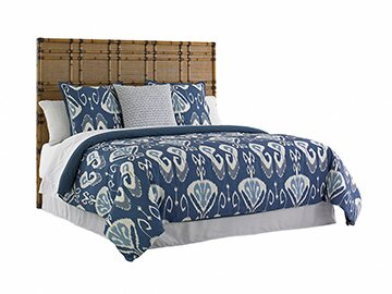 Twin Panel Headboard California King pic