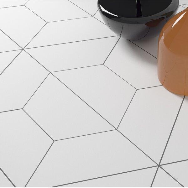 Code Trapezoid 3 x 9 Porcelain Field Tile