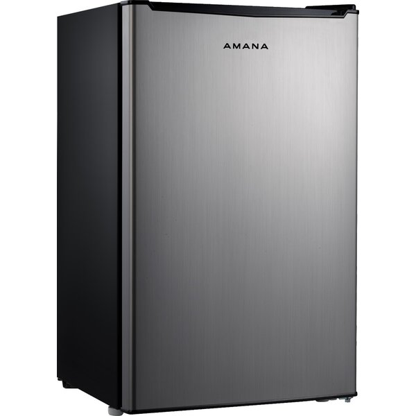4.3 cu. ft. Compact/Mini Refrigerator with Freezer by Amana