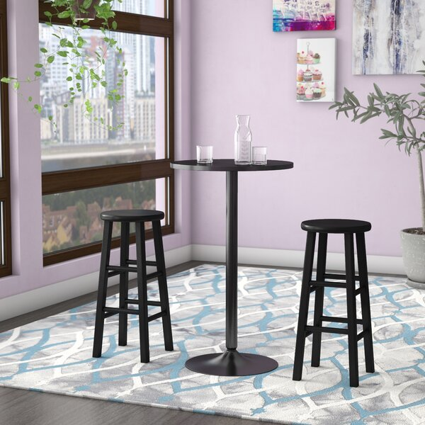 Avery 3 Piece Counter Height Pub Table Set By Zipcode Design Today Sale Only