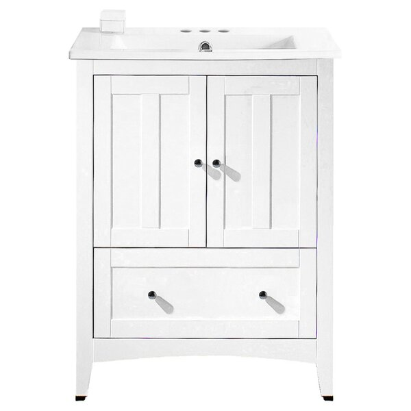 Artic 30 Single Bathroom Vanity Set by Longshore Tides