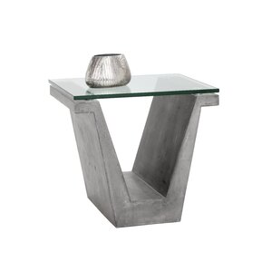 Mixt Jasper End Table by Sunpan Modern