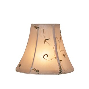 Find for 6 Silk Bell Candelabra Shade (Set of 2) By Aspen Creative Corporation
