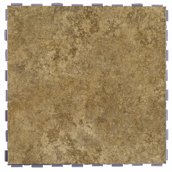 Classic Standard 12 x 12 Porcelain Field Tile in Driftwood by SnapStone