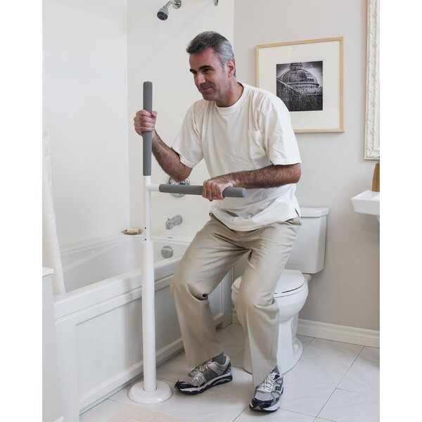 Advantage Bariatric Portable Rail by HealthCraft