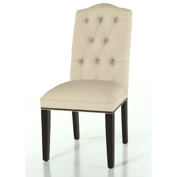 York Upholstered Dining Chair by Sloane Whitney