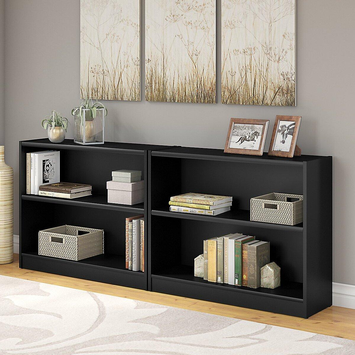 Low Horizontal Bookcases Wayfair