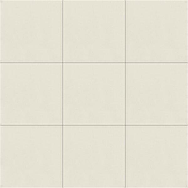 Villa Lagoon Tile Solid Seashell 8 X Cement Field In Off White