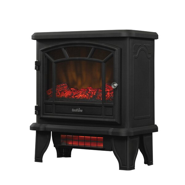 400 sq. ft. Vent Free Electric Stove by Duraflame Electric