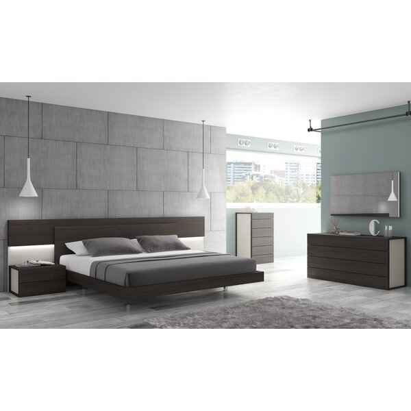 Briar Creek Platform Configurable Bedroom Set by Wade Logan