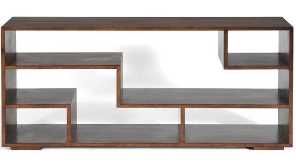 Diomede Geometric Bookcase by Ebern Designs Ebern Designs