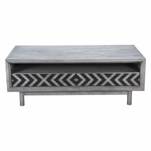 Caudill Coffee Table with Storage Brayden Studio