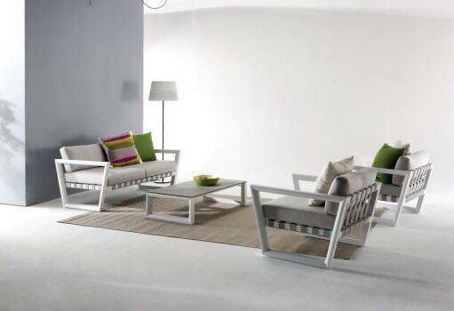 George 9 Piece Sofa Set with Cushions by Wade Logan