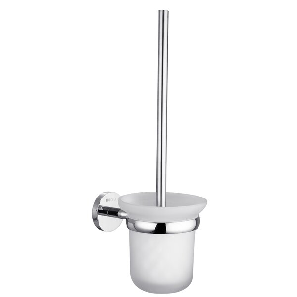 Wall Mounted Toilet Brush and Holder by UCoreWall Mounted Toilet Brush and Holder by UCore