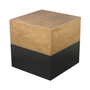 Kaj Square End Table by Willa Arlo Interiors