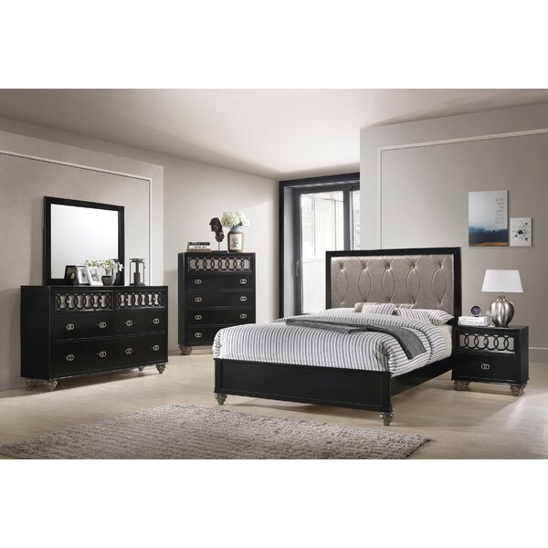 Eby Upholstered Platform Bed By Everly Quinn Looking for