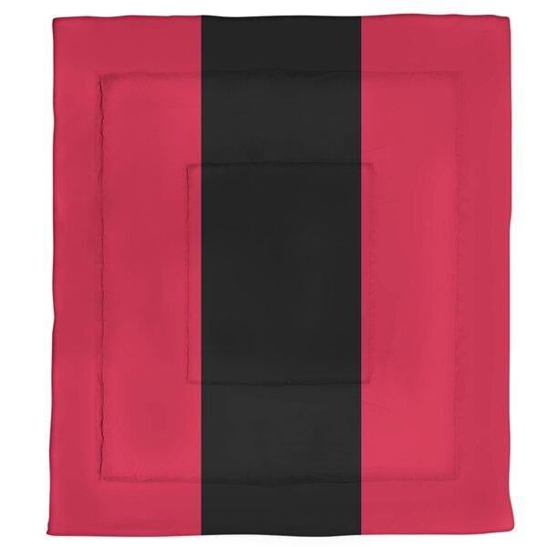 Ottawa Hockey Single Reversible Comforter