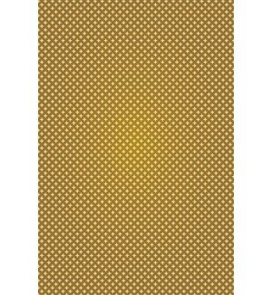Jaylin Elegant Cross Design Brown/Cream Indoor/Outdoor Area Rug by George Oliver