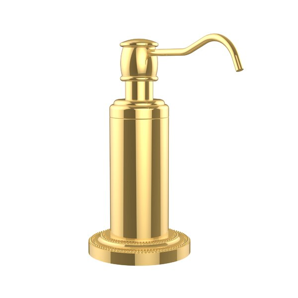 Dottingham Free Standing Soap Dispenser by Allied Brass