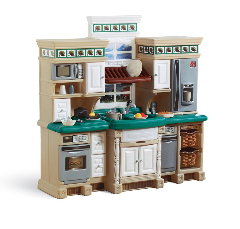Perfect LifeStyle Deluxe Kitchen Set