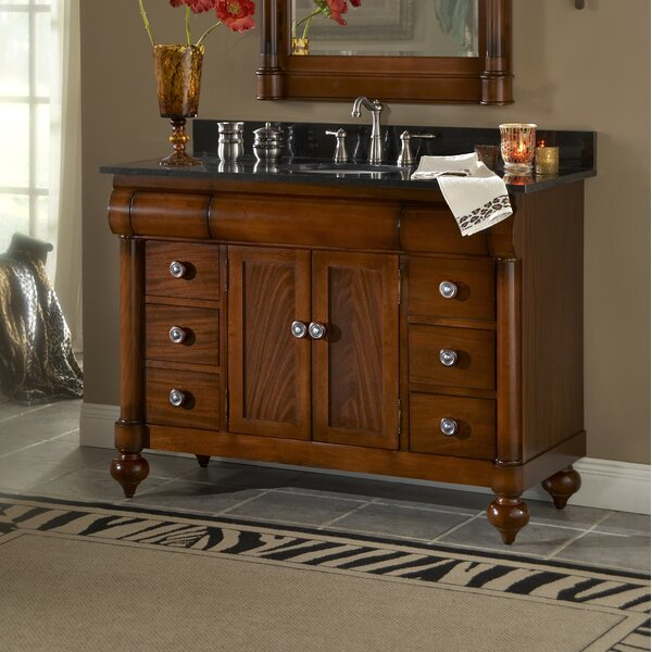 John Adams 48 Single Bathroom Vanity Set by Kaco International