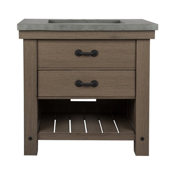Marielle 36 Single Bathroom Vanity Set by Millwood Pines