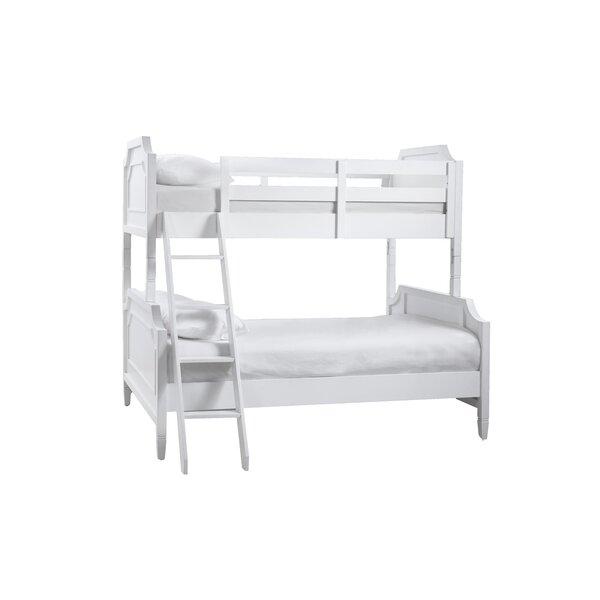 Jaylee Twin Over Full Bunk Bed by Harriet Bee