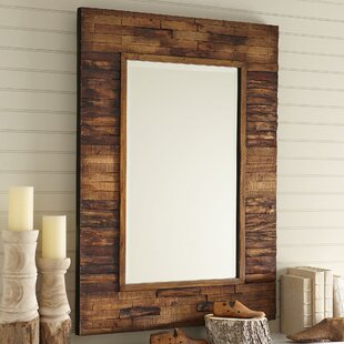 Birch Lane Booth Reclaimed Wall Mirror