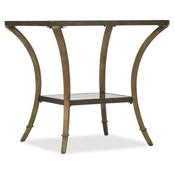 Occasional Rectangular End Table by Hooker Furniture