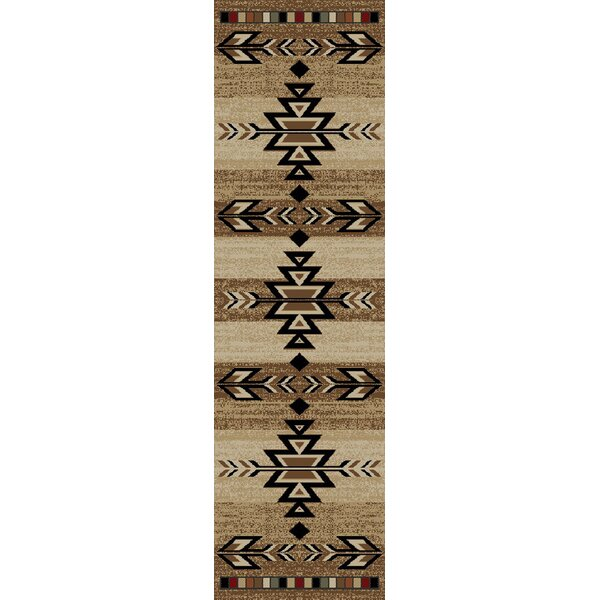 Los Gatos Ebony Area Rug by Loon Peak