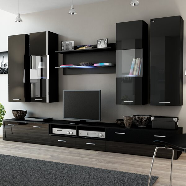 entertainment center living room. Cosmo Entertainment Center Centers You ll Love