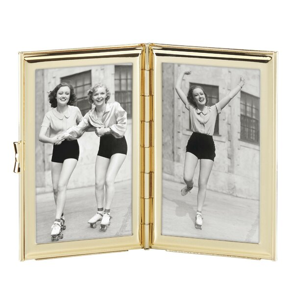 Garden Drive Hinged Pocket Picture Frame by kate spade new york