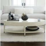 East Hampton Coffee Table with Storage by Bernhardt
