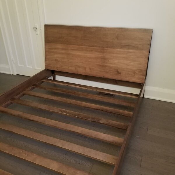 Deborah Queen Storage Panel Bed by Foundry Select