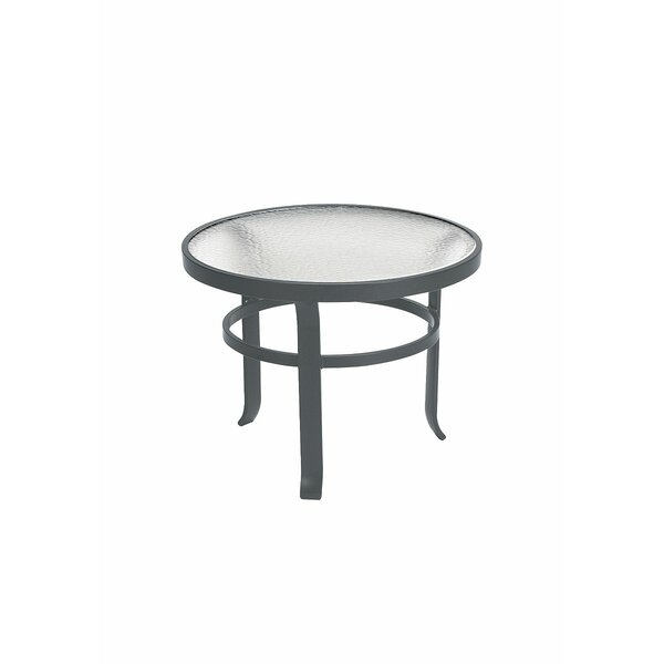 Aluminum Side Table by Tropitone