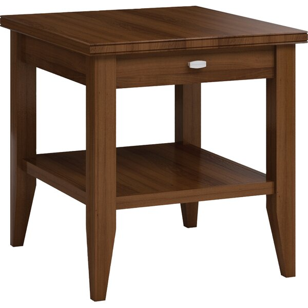 Bowery End Table by Caravel
