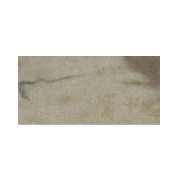 Pearl 3 x 6 Porcelain Field Tile in Camel by Casa Classica