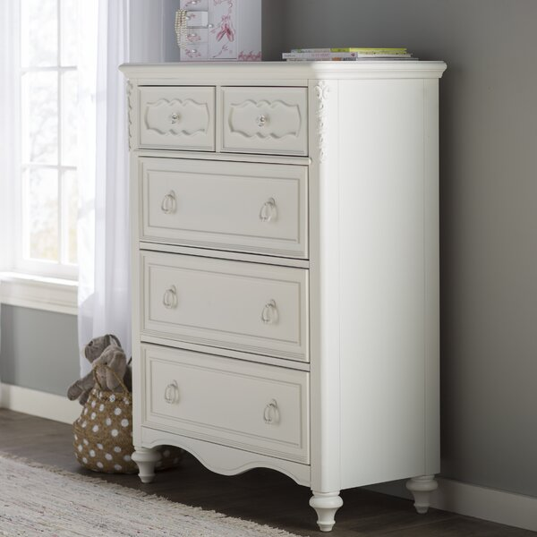 Cricklade 5 Drawer Chest by Viv + Rae