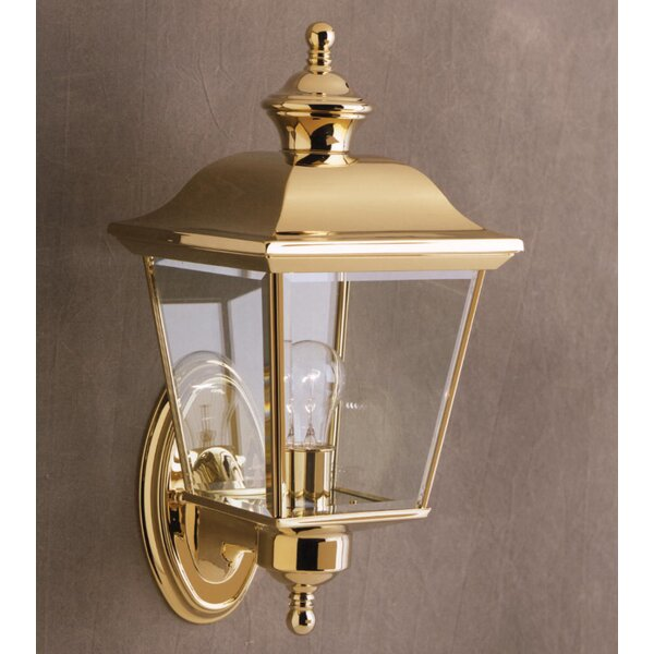 Bay Shore 1-Light Outdoor Sconce by Kichler