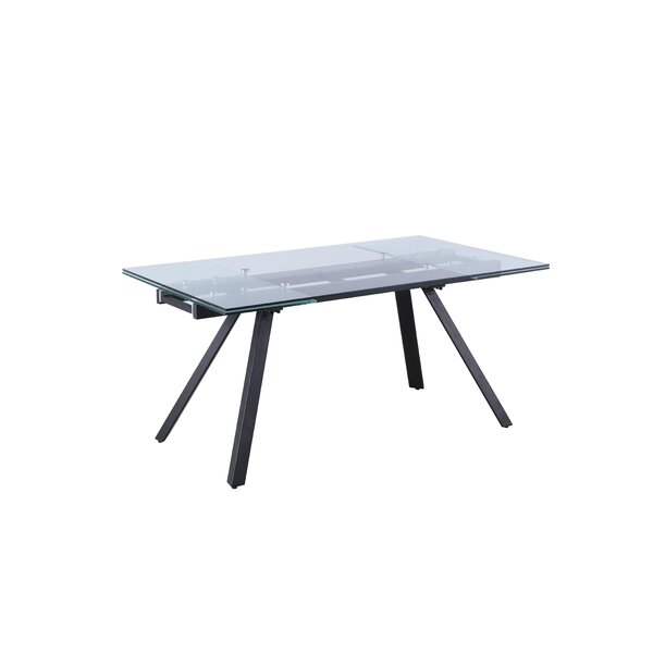 Julianne Extendable Dining Table by Orren Ellis