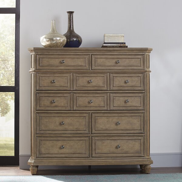 Mckoy 8 Drawer Chest by Darby Home Co