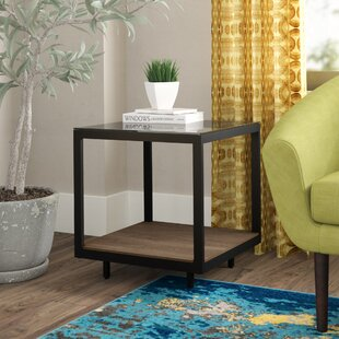 Clearance Califon End Table By Wade Logan