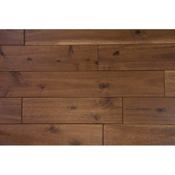 Caspian 4-3/4 Solid Acacia Hardwood Flooring in Caraway by Branton Flooring Collection