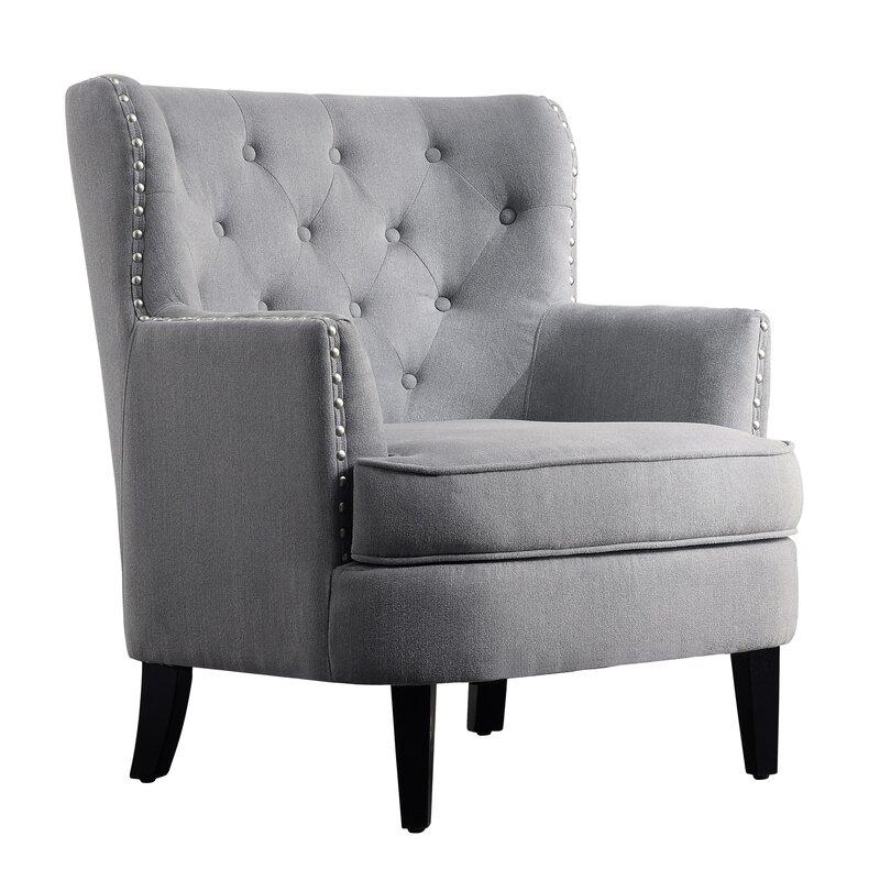 Ivo Wingback Chair Amp Reviews Joss Amp Main