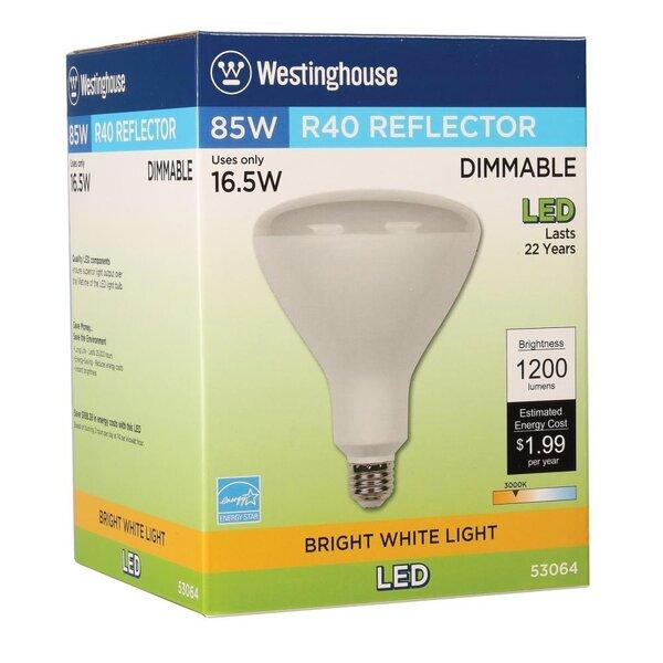16.5W E26/Medium LED Light Bulb by Westinghouse Lighting